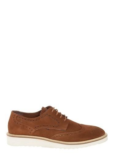 Kebo %100 Deri Ayakkabı Taba